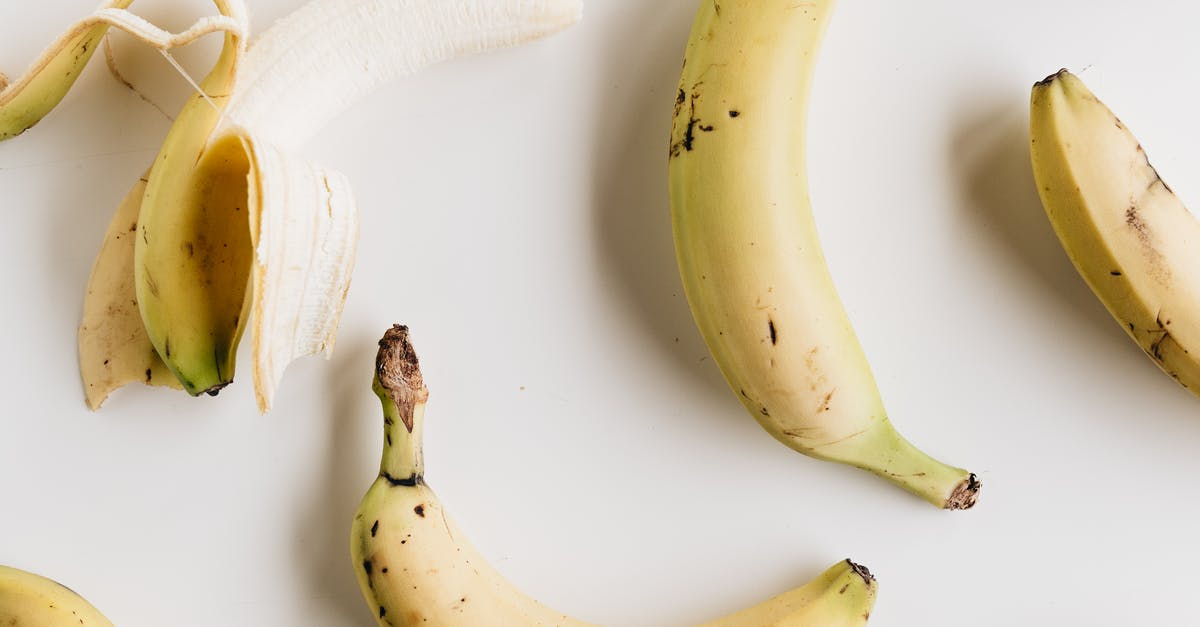 A banana sitting on top of a table